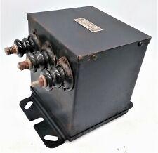 1 OUTPUT Transformer Ham Radio FOR 800 / RK18 / 811 TUBES  5000 Ω @ 200 Ma load