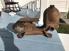 Vintage Antique Homart Cast Iron Water Pump