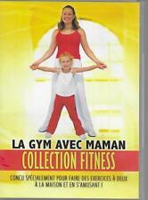 LA GYM AVEC MAMAN - DVD - Collection Fitness - Body - Yoga - Aérobic - Pilates..