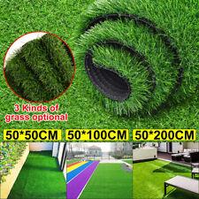 Artificial Grass Turf Synthetic Landscape Fake Grass Floor Mat Garden Lawn Yard