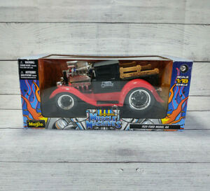 MAISTO 1:18 Diecast The Original Muscle Machines 1929 FORD MODEL AA