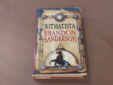 BRANDON SANDERSON: IL RITMATISTA (Fanucci Editore)