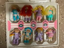 My Cabbage Patch Kids Brag Bag Vintage Set