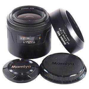 Mamiya 645 AF 55mm 1:2.8 for Mamiya AF AFD II III and Phase One 645DF DF+ (1220)