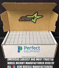 1 BOX OF WHEEL WEIGHTS | 1/4 OZ (0.25) | STICK-ON ADHESIVE TAPE | 156 OZ 624 PCS