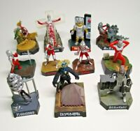 Set of 11 Bandai Ultraman & Ultra Monster Directory Mini Action Figure Diorama