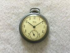 Vintage Westclox Pocket Ben Mechanical Wind Up Pocket Watch