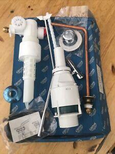 GROHEDAL 16 110 501 Grohe Dal Adagio Single Flush Cistern - Bargain
