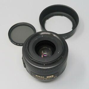 Nikon NIKKOR 35mm f/1.8 G DX AF-S Lens - SALE!