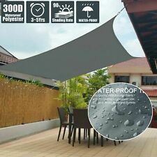 Sonnensegel Sonnenschutz Windschutz Sonnendach UV Schutz Polyester HDPE Balkon