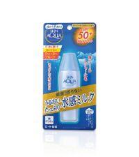 Made in JAPAN ROHTO Skin Aqua Super Moisture Milk SPF50+ PA++++ 40mL waterproof