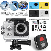 SJ9000 Wifi 1080P 4K Ultra HD Sport Action Camera DVR DV Camcorder   !