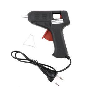 20W Pro caliente derretir pistola de pegamento calentador eléctrico calefacc*ws