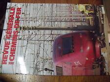 µ? Revue RGCF n°152 Juillet 2006 BB 69000 & 69400 Thalys Valorisation gare ...