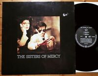 "12"" The Sisters of Mercy - Dominion - GER 1988 - Merciful Rellease - 248076-0 D"