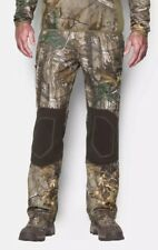 mens Under Armour camo scent control hunting pants xxl. Realtree AP