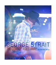 George Strait/The Cowboy Rides Away: Live from AT&T Stadium Free Shipping