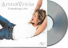 ANNA VISSI - Everything i am (REMIXES) Promo CDS 6TR Euro House 2001 Almighty