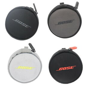 Original Bose SoundSport wireless Headphone Cases Used Excellent Black/Red/Gray!