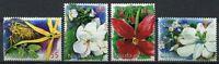 Niuafo`ou 1999 Blumen Flowers Blossoms Blüten Pflanzen 352-355 Postfrisch MNH