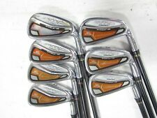 Used RH Cobra AMP Forged 5-GW Iron Set - Aldila 65g Regular flex Graphite Irons