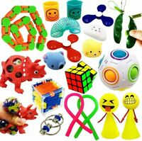 ToyerBee Sensory Fidget Toys Set for Adults, Kids, ADHD, ADD, Anxiety Autism, ,