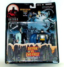 Batman Vs Two Face Arkham Asylum Escape Battle Pack The New Batman Adventures