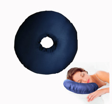 Round pillow with Ear Hole
