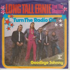 """LONG TALL ERNIE AND THE SHAKERS Turn Your Radio On 7"""" VINYL Germany Reprise"""