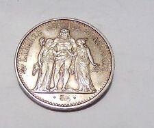 10 FRANCS 1965 Dupré, argent, silver