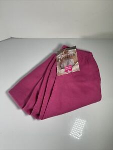 Vtg Hanes Her Way Large Sweatpants Pink 50/50 NWT NOS DEADSTOCK 1996 Olympics