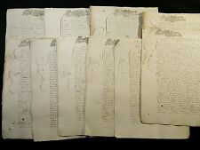 OLD DOCUMENT 1689