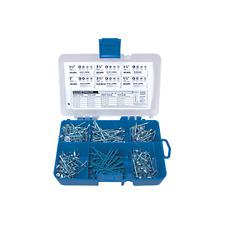 KREG Pocket-Hole Starter Screw Kit SK04 - 260 screws in 6 popular sizes