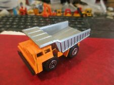 1989 Matchbox Dump Truck