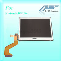 Top Upper Backlight LCD Screen Display Replacements for Nintendo DSL NDS DS Lite