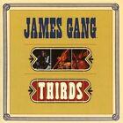 JAMES GANG THIRDS REMASTERED CD NEW