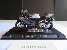 1/24 Ixo APRILIA RSV 1000R MOTO Bike Motorcycle 1:24 Altaya / IXO *NEW*