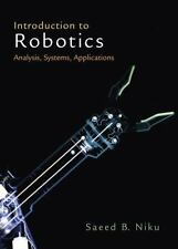 Introduction to Robotics: Analysis, Systems, Applications-ExLibrary