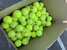 200 Mixed Tennis Balls Wilson Penn Dog Toy Lot Clearance