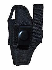 Ambidextrous Gun Belt Holster w Pouch Fits Standard .380s Colt Sig Size 12 260B