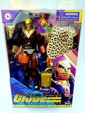 New Hasbro G.I. Joe Classified Profit Director Gold DESTRO 15 MISB Cobra!