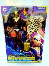 New Hasbro G.I. Joe Classified Profit Director Gold DESTRO 15 MISB Cobra!