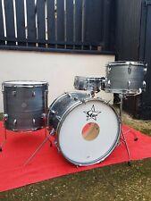 More details for imperial star vintage 1960's drum set mij!