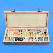 Rotary Tool Accessories Kit for Dremel Tools carving Engraving 228 Piece Work