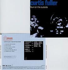 CURTIS FULLER  four on the outside / CDSOL- 6355 , JAPAN 2015