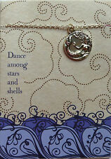 THE2TAILS™ Gorgeous Silver Nautical Mermaid Tail Necklace  FREE SHIPPING!