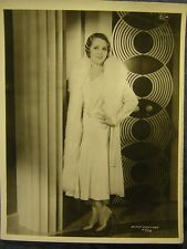 MARY PICKFORD 20s LINEN VINTAGE PHOTO 196E
