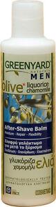 Greenyard Naturals After Shave Balm for Men (200ml) EXPRESS P&P