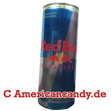 Pack of 24 Tins RED BULL Energy Drink Sugar Free 250ml 5.50€/l
