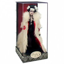 Disney Limited Edition Designer Villains Cruella De Vil Doll